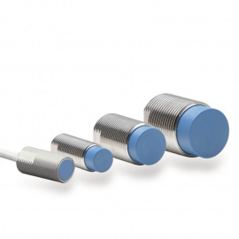 Inductive sensors can be tailored to customer-specific measurements.