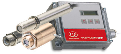 Infrared pyrometers for universal measurements
